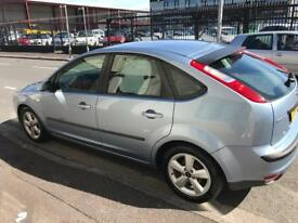 Ford Focus 56 plate 1.6 zetec climate - FSH
