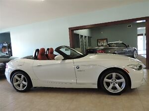 2011 BMW Z4 sDrive30i CUIR ROUGE NAVIGATION