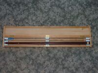 CANNON SNOOKER / POOL CUE (M)