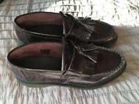 Dr Martens Burgundy loafer - size 10 - PRICE DROP - BRAND NEW