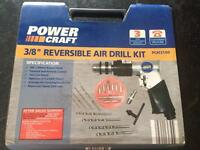 Powercraft reversible air Drill