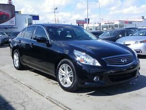 2012 Infiniti G37X Luxury|AWD|NAVI|B.CAMERA|SUNROOF|LEATHER