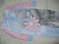 Me To You Tatty Teddy onesie/ pyjamas for 6-7years. Like new condition!