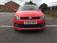 Volkswagen Polo 1.2 S 3dr very low millage.
