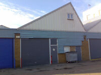 PARK ROYAL INDUSTRIAL UNIT WITH OFFICES TO LET