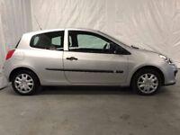2007 Renault Clio 1.2 16V Expression 3dr *** Long MOT ***