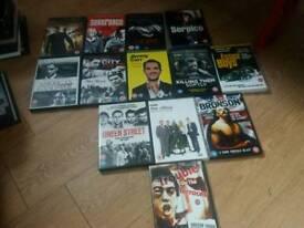 Dvd's varoius