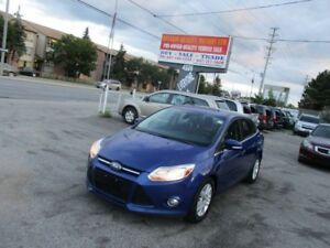 2012 Ford Focus SEL,SEL,Fully loaded!!!!!!!!!!!!!!
