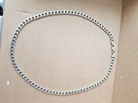 33.3g silver sterling 925 mens chain