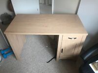 Traditional Workstation Desk