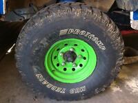 Mud tyres 4x4 off road