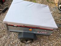 Erde car trailer tipper ideal for camping ⛺️