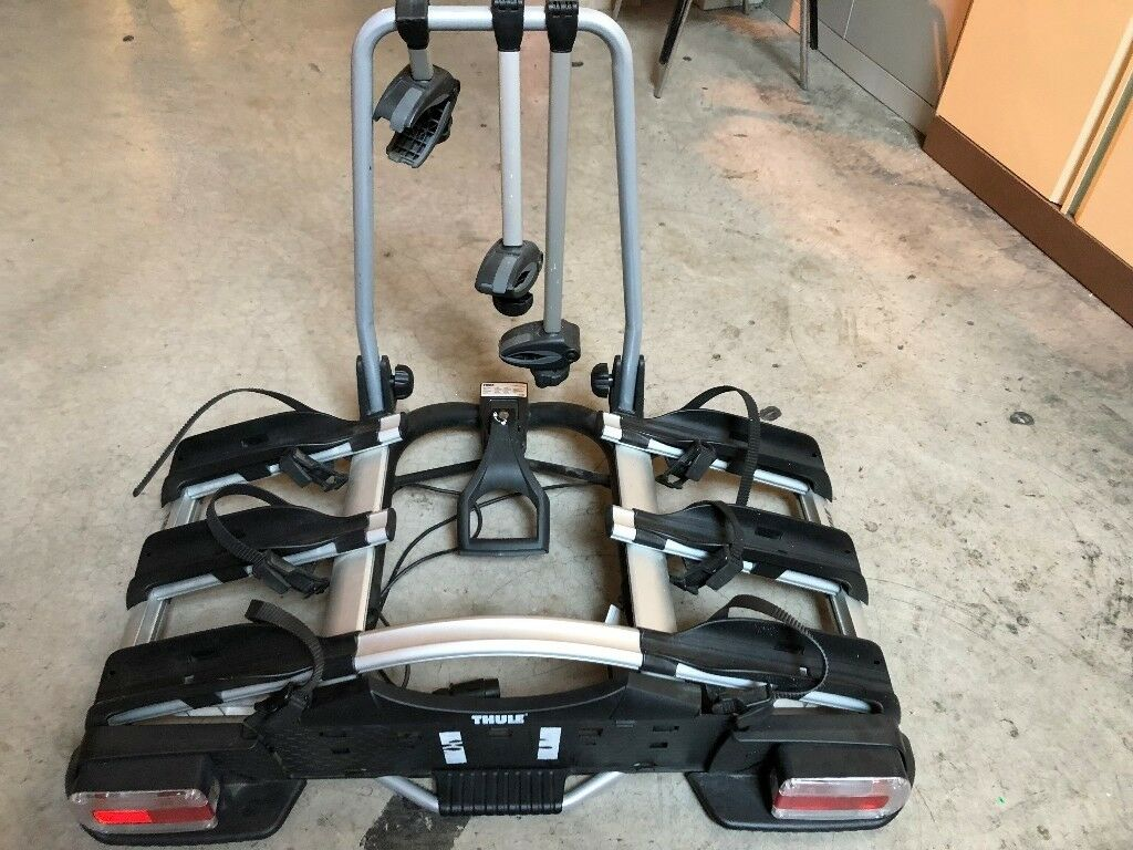 thule g2 euroway 923 towbar mount cycle carrier 3 bike in gloucestershire gumtree. Black Bedroom Furniture Sets. Home Design Ideas