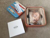 FOSSIL Ladies Rose Gold Watch Stella Es2859