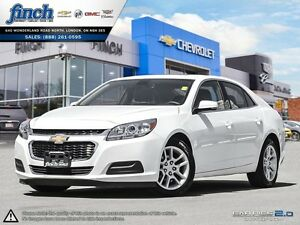 2016 Chevrolet Malibu Limited LT LT|SUNROOF|BLUETOOTH|REAR CA...