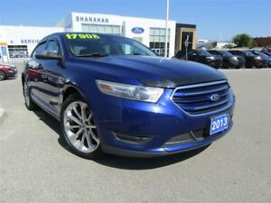 2013 Ford Taurus Limited AWD | NAVIGATION | SUN ROOF |