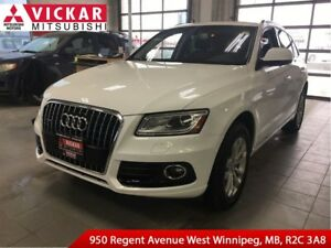 2017 Audi Q5 2.0T Progressiv/ Panoramic Sunroof/ Keyless entry