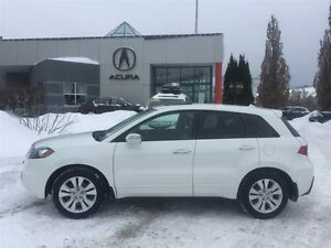 2012 Acura RDX TECH NAVI ACURA CERTIFIED PROG FULL 7 YEARS 130K