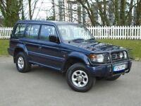 1997 (P) Mitsubishi Shogun 3.0 V6 24v GLS | LONG MOT | AUTO | LEATHER | 2 KEYS | HPI CLEAR |