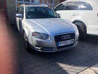 Audi a4 Avant 1.9tdi 2005