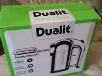 Dualit Chrome Hand-Mixer Hardly Used £40