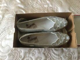 Ladies RIeker Antistress Shoes