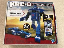 Kreo transformers Mirage - brand new in box