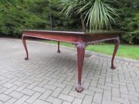 French Renaissance Style Large Dining Table