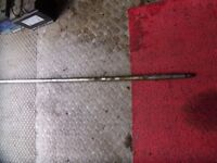 boat parts solid stainless steel drive shaft