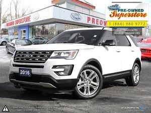 2016 Ford Explorer XLT ***SUNROOF***