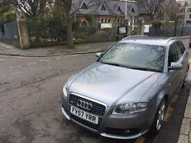 Audi A4 Estate 2.0 TDI