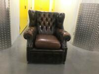 Chesterfield sofa chair, Free delivery