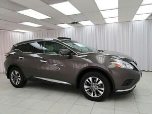 2016 Nissan Murano HAVE YOU SEEN THESE SUVs? SPACIOUS 2016 MURAN