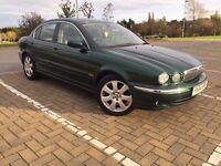 54 plate Jaguar x type 2.0d excellent condition