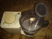 BRAUN FOOD MIXER PROCESSOR MODEL 4261 AND LOTS OF ACCESSORIES