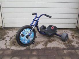 Scream machine drift trikes kids toy pedal bike