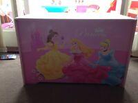 Princess storage box