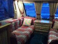 6/7 berth caravan