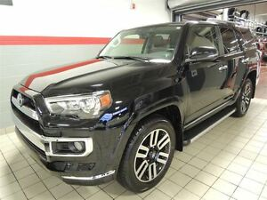 2016 Toyota 4Runner Limited 5 passagers