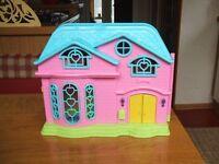 Bratz Dolls House