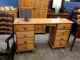 Pine Dressing Table Or Desk. Fast Delivery