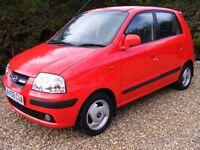 Hyundai Amica 1.1 cdx 2006 49000 miles fsh £1295