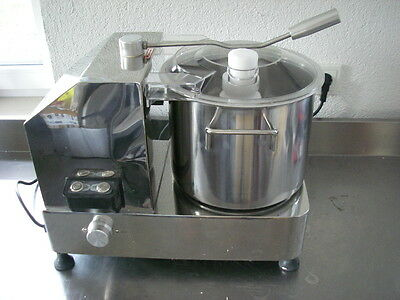 9 Liter Tischkutter Küchenkutter Kutter Cutter Mixer Küchenmaschine Küchencutter