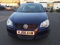 VW Polo 1.4 BLU 56 One Owner