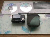 Samsung S760 digital camera