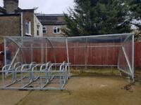 FREE bike shed to give away