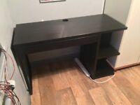 Black Computer/ Office Desk