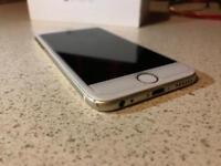 Unlocked iPhone 6 64gb gold.