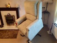 Restwell Electric Lift Riser Reclining Chair