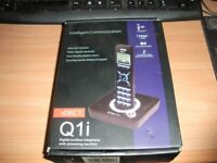 iDECT Q1i cordless telephone with answering machine